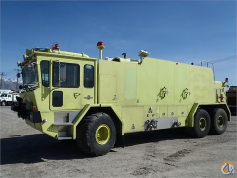 1988 OSHKOSH ECONO PUMPER AmbulanceFire TruckRescue Unit OSHKOSH T3000 Equipment Sales Inc. 18229 on CraneNetwork.com